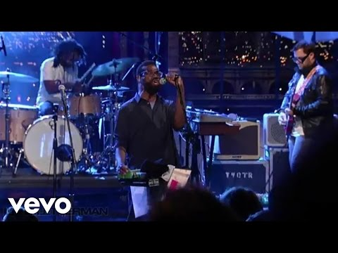 Caffeinated Consciousness (Live on Letterman)