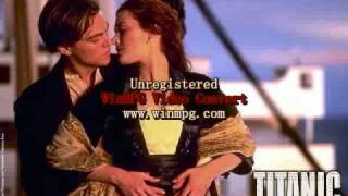 My Heart Will Go On (Titanic Theme Song) (With Sheet Music and midi) by Celine Dion