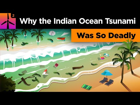 Why the Indian Ocean Tsunami Was So Deadly