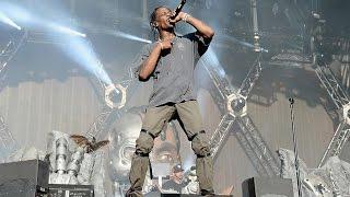 Travis Scott Concert Made In America (Recap)