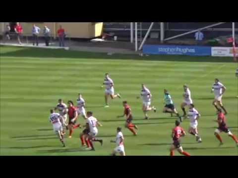 Principality Premiership Try of the Week - Round 2 Winner - Joe Gage of Aberavon RFC