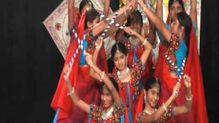 "NSGW Vishu 10 - group dance ""Chanthu thottille"""