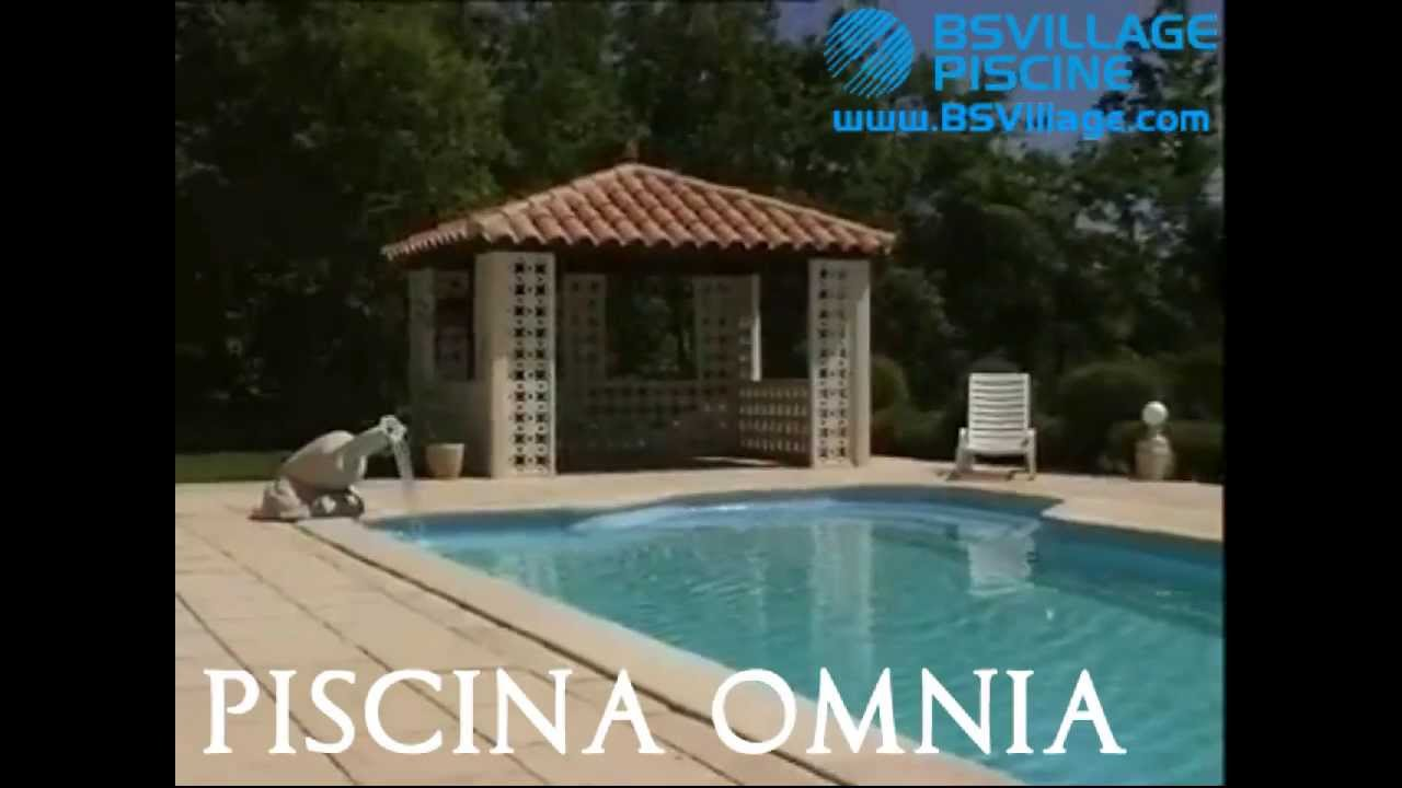 Piscina interrata in vetroresina monoblocco omnia youtube - Piscina interrata in vetroresina ...