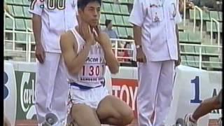1999 bangkok 100m