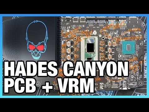 Hades Canyon VRM Analysis + Tutorial on Buildzoid's Videos
