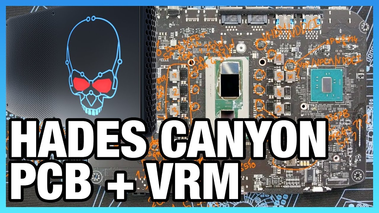 Hades Canyon VRM Analysis + Tutorial on Buildzoid's Videos - Gamers