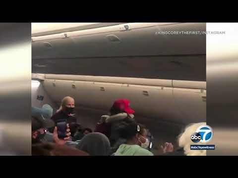 Delta passenger slaps flight attendant on plane | ABC7