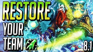 WoW Resto Shaman BFA: Should You Play Restoration Shaman In 8.1?