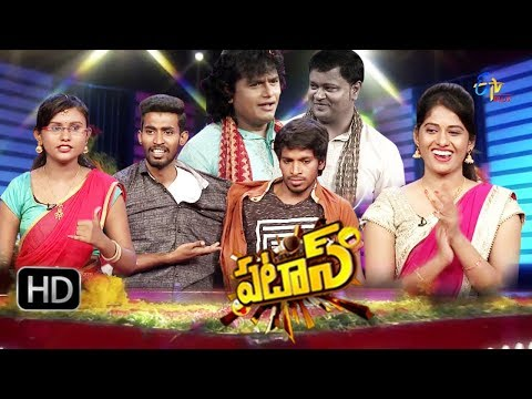 Patas | 20th  September 2017 | Full Episode 562 | ETV Plus