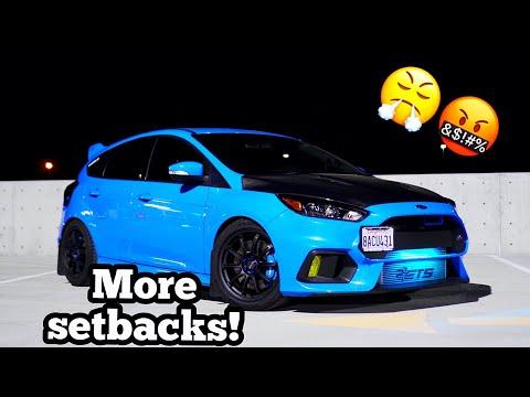 Focus RS Setbacks... SMH!