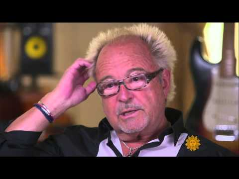 CBS Sunday: ​The Remarkable Comeback of Foreigner's Mick Jones