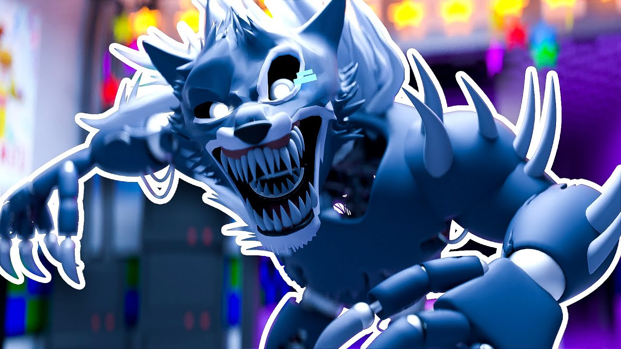 Twisted Wolf   Minecraft Five Nights at Freddy's Roleplay