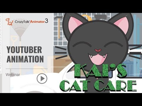 Animate Your Story in no Time! Part 3 - YouTuber Animation ...