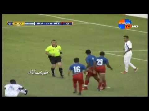 Nicaragua 3 vs 1 Belice | COPA UNCAF 2017
