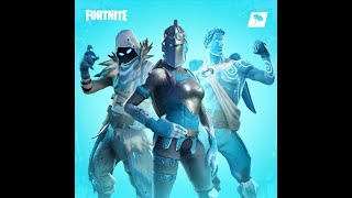 New Fortnite Frozen Legends pack