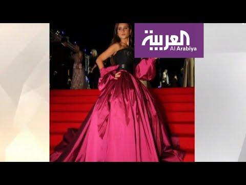 صباح العربية | إطلالات النجمات في مهرجان الجونة السينمائي 2018  - 15:53-2018 / 9 / 24