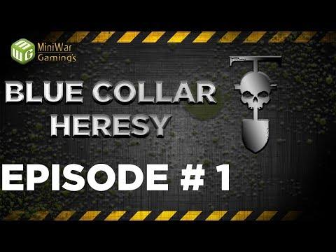 A Horrible Day - Blue Collar Heresy (Dark Heresy 2nd Edition) Ep 1