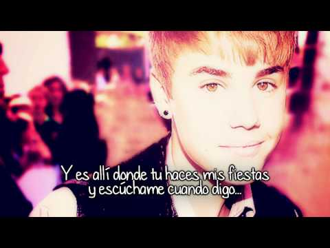Justin Bieber - Only Thing I Ever Get For Christmas (Traducida al Español)