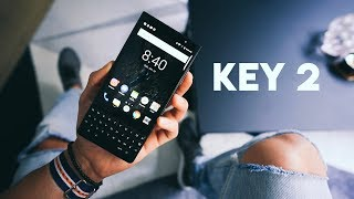 THE BLACKBERRY KEY2 AFTER 30 DAYS! - REVIEW