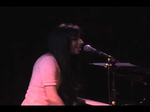 Stefani Germanotta (Lady Gaga) Live at the Cutting Room part 2
