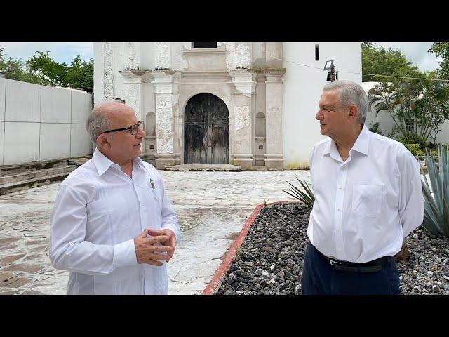 Reconstrucción de templos en Jojutla, Morelos