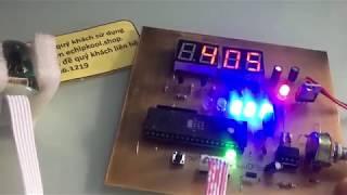 Mạch đo tốc độ động cơ Encoder 30 xung - eChipKool SHOP