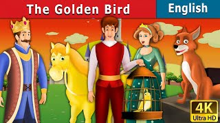 Golden Bird in English | English Story | Fairy Tales in English | English Fairy Tales