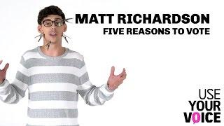 X Factors' Matt Richardson Pegs Bulldog Clips To His Face  Weird.