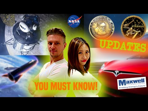 SpaceX Starship & NASA 2024 Moon Mission, Tesla Acquires Maxwell [Spaceflight & Electric Car News]