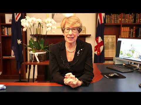Message From The Governor Of NSW