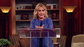 Sheila Walsh: How Do You Handle Disappointment (LIFE Today complete program)