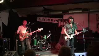 "Christian Schwarzbach & Band ""Don´t call""   Live im Raven 09-2019"