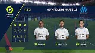 Ligue 1 Uber Eats : un nouvel habillage TV pour cette saison 2020/2021 !