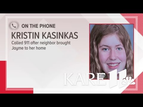 Randi West - The moment Jayme Closs was found