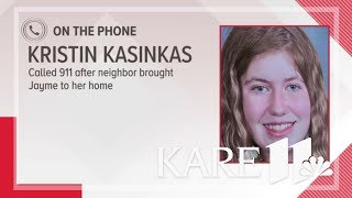 LISTEN: Woman recounts moments after Jayme Closs was found