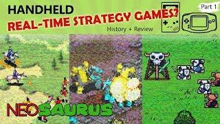Handheld RTS Games? - Part 1 - Warlocked (GBC), Mech Platoon, Napoleon (GBA)
