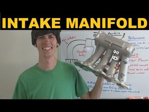 Intake Manifold - Explained