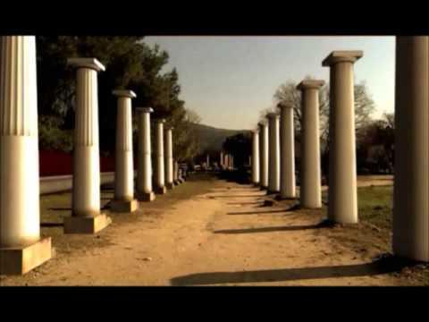 Historia De Los Juegos Olimpicos Antiguos Youtube