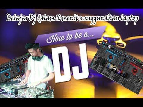 TUTORIAL DJ, BAHASA INDONESIA, VIRTUAL DJ 8(PART 1)