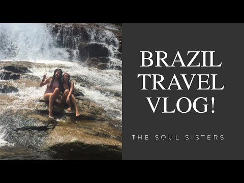 BRAZIL TRAVEL VLOG