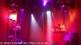 Cs-Cs: Световое шоу (Sash - Equador 2005 Remix)