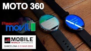 Moto 360 Mobile World Congress 2015
