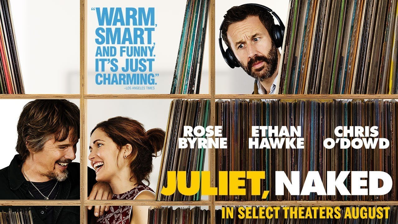 Juliet Naked Official Trailer In Select Theaters August