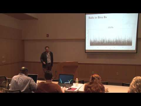 Dickens to DNA: Introduction to de novo sequence assembly, Michael Schatz, Ph.D.