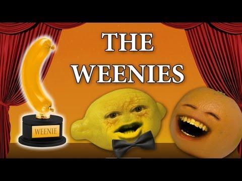 Annoying Orange - The Weenies (Oscars Spoof)