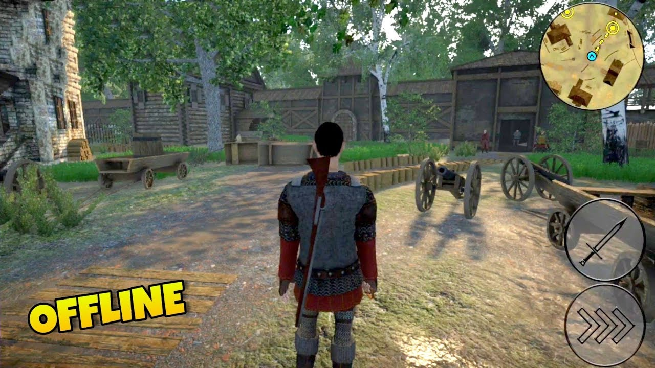 best free to play offline games