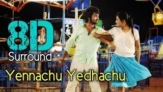 Yennachu Yedhachu 8D   Trisha Illana Nayanthara   G.V. Prakash Kumar   Kayal Aananthi   8D BeatZ