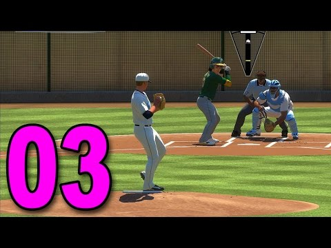 MLB 17 Pitch to the Show - Part 3 - Ump is Stealing Strikeouts!