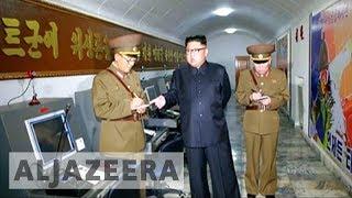 North Korea: US-South Korea military drills