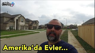Amerika'da Evler  - Amerika Vlog #114